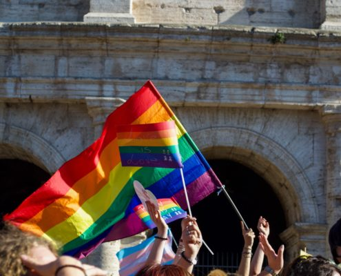 things to do italy gay pride
